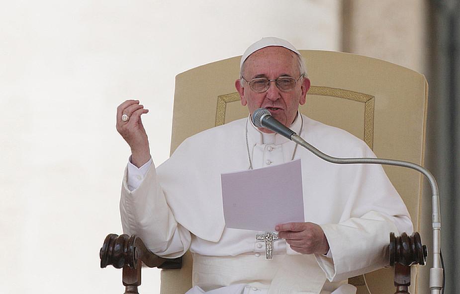 Franciszek przestrzega przed podziałami i partyjniactwem w Kościele