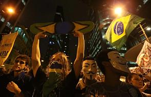 Brazylia: demonstracje przeciw biedzie i korupcji