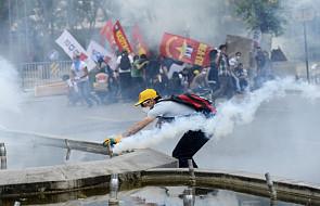 Turcja: gaz łzawiący przeciw demonstrantom