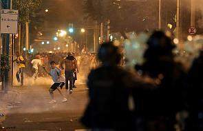 Demonstracje w Brazylii, milion ludzi na ulicach