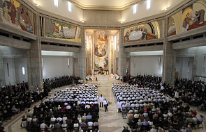 Poświęcenie kościoła bł. Jana Pawła II