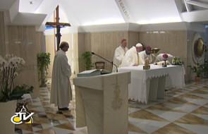 Papież: Kościół ma służyć Słowu Bożemu