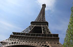 Wieża Eiffla zamknięta dla turystów