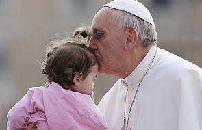 Franciszek zachęca do odwagi w obronie dzieci