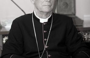 Kraków: zmarł kardynał Stanisław Nagy