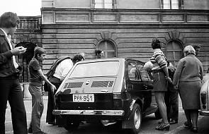 Pierwszy polski Maluch ma już 40 lat!