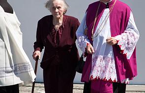 Marianna Popiełuszko na szlaku swojego syna