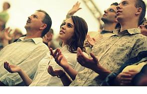 Jezus uwielbiony na Narodowym