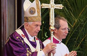 Orędzie Ojca Świętego Benedykta XVI na Wielki Post - 2012