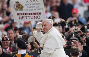 Franciszek wciąż przykuwa uwagę mediów