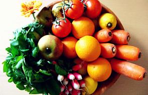 Mało warzyw i owoców to krótsze życie
