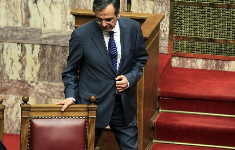 KE zadowolona z decyzji parlamentu Grecji