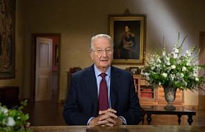 Belgia: Król Albert II apeluje o jedność kraju