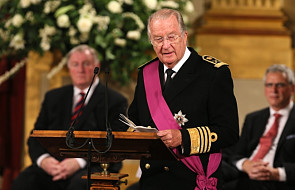 Król Albert II podpisał akt abdykacji