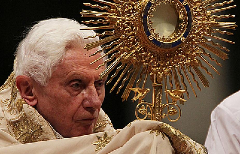 Święto Eucharystii, bez której Kościół nie może istnieć