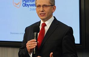 Kwiatkowski - jedyny kandydat na prezesa NIK