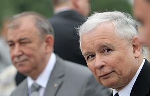 Kaczyński w Gruzji o stanie demokracji