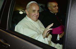 Papież wstrzymał cały konwój dla dzieci