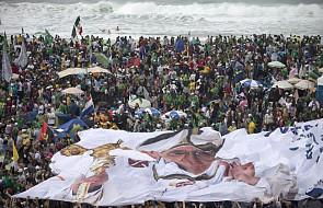 Msza św. na Copacabanie z 3 milionami ludzi