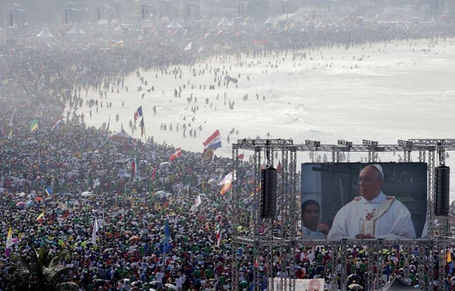 Papież: Idźcie, bez obawy, aby służyć, głosić