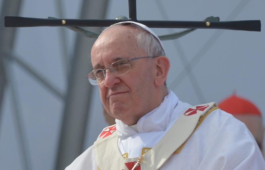 Papież Franciszek podziękował Brazylijczykom i młodym za spotkania w Rio de Janeiro