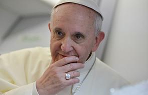 Radość Franciszka większa niż zmęczenie