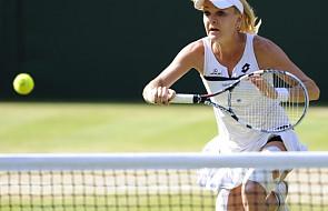 Wimbledon - Radwańska nie zagra w finale