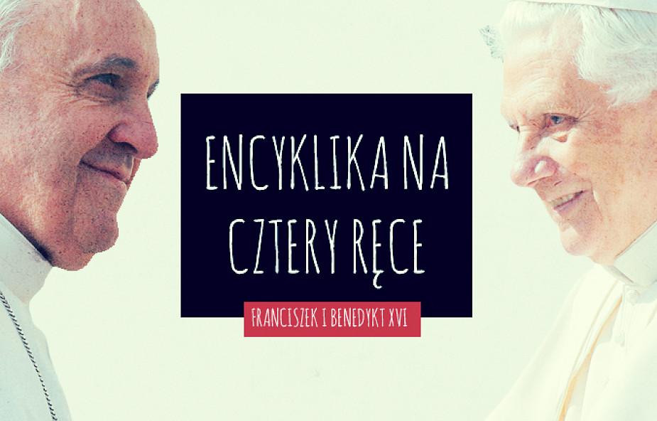 """Encyklika """"Światło wiary"""""""