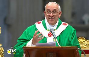 Papież: To encyklika o miłości i nadziei