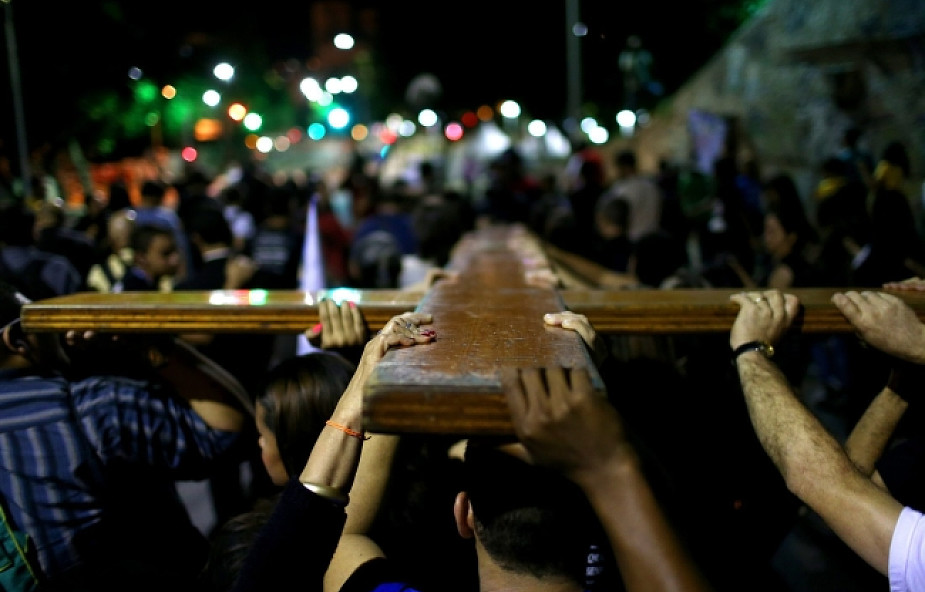 Rio de Janeiro: krzyż i ikona ŚDM już na miejscu