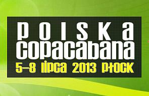 Polska Copacabana z tysiącem młodzieży