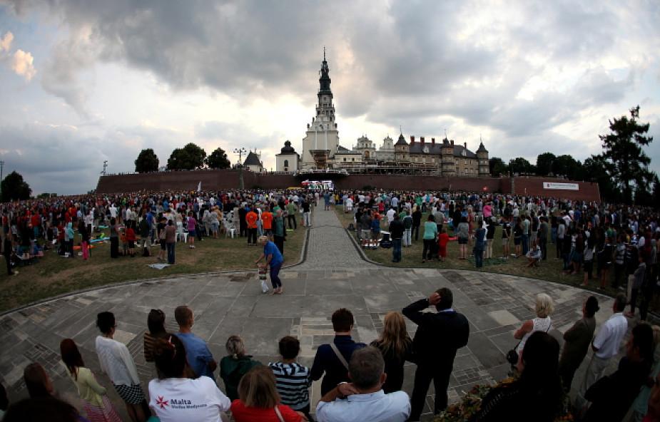 Jasna Góra czeka na 100 tys. pielgrzymów