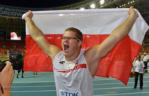 Paweł Fajdek mistrzem świata w rzucie młotem