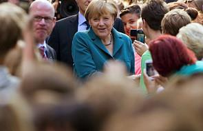 Merkel nie ma czasu myśleć o swoim następcy