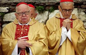 Do kard. Franciszka Macharskiego w 25-lecie jego posługi biskupiej