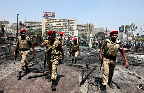 Egipt: Gniew wymyka się spod wszelkiej kontroli