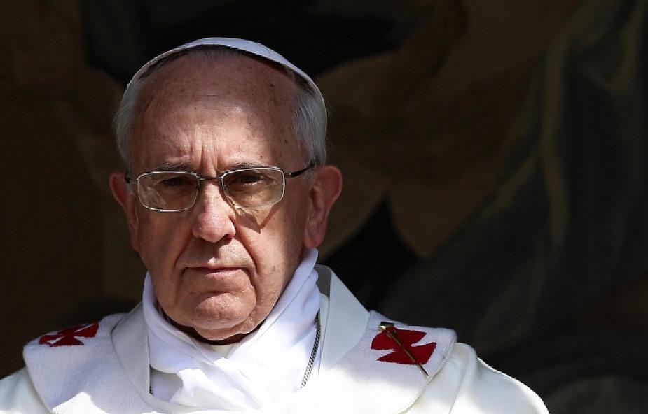 Papież: Wiara i przemoc są nie do pogodzenia
