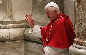 """Życie Maryi i każdego chrześcijanina jest pójściem """"z pośpiechem"""" za Jezusem"""