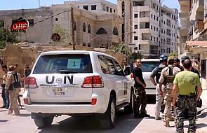 Syria przeciw cząstkowemu raportowi ONZ