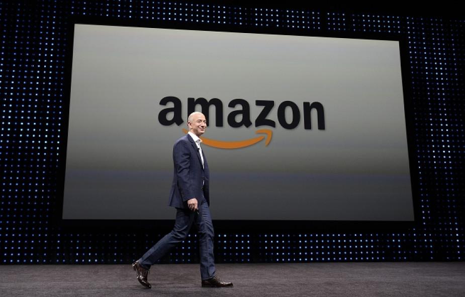 """Szef Amazon kupił """"Washington Post"""""""