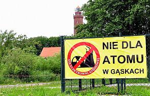 Gminy przeciw elektrowni atomowej w Gąskach