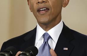 Obama: Ameryka nie jest policjantem świata