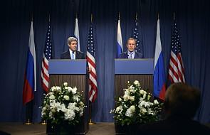 Syria tematem spotkania Kerry-Ławrow