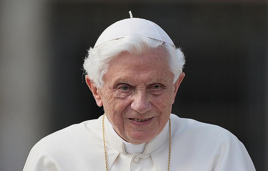 Benedykt XVI: nie bójmy się! Pan zbawił grzeszników