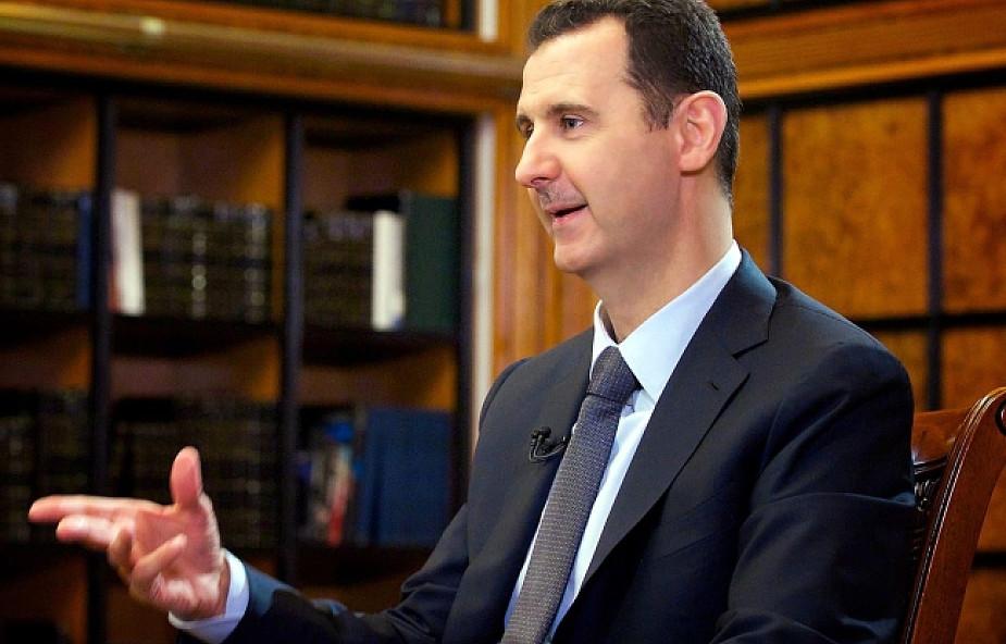 """""""Asad sprytnie zgodził się na Konwencję """""""