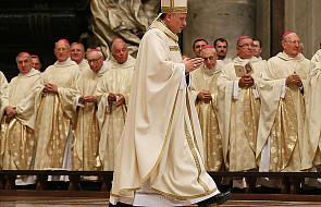 Święcenia biskupie papieskiego jałmużnika
