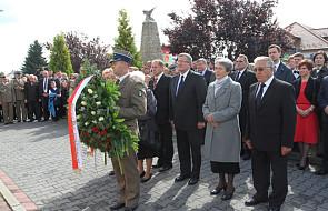 Komorowski odsłonił tablicę A. Boryczki