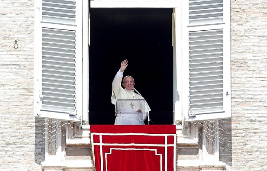 Bezprecedensowy apel Papieża Franciszka