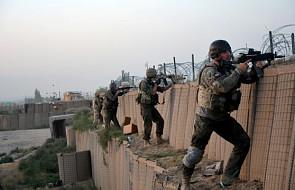 Zmarł żołnierz ranny w ataku na bazę w Ghazni