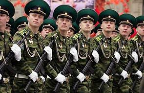 Rosyjsko-białoruskie manewry wojskowe